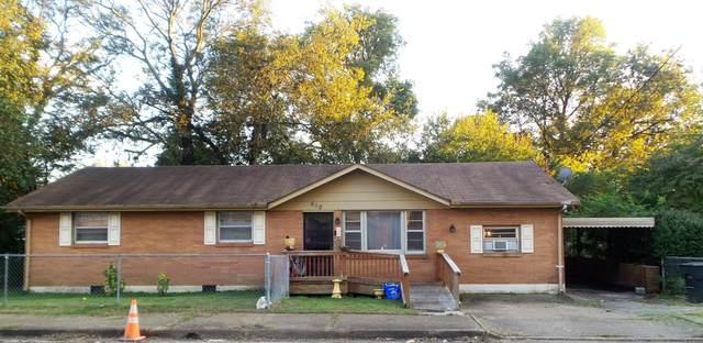 610 Richardson Ave, Nashville, TN 37207 (MLS #RTC2299846) :: Village Real Estate