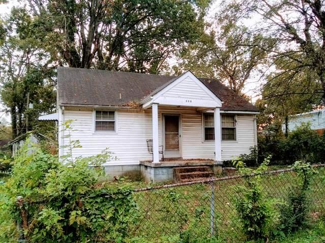 308 Pullen Ave, Nashville, TN 37207 (MLS #RTC2299889) :: John Jones Real Estate LLC