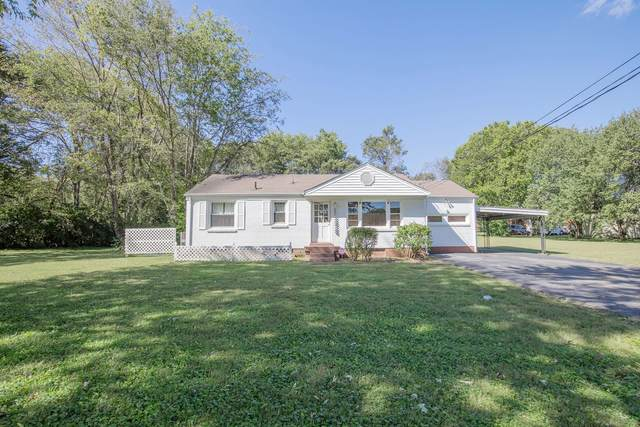 1004 Westchester Dr, Madison, TN 37115 (MLS #RTC2299940) :: Re/Max Fine Homes