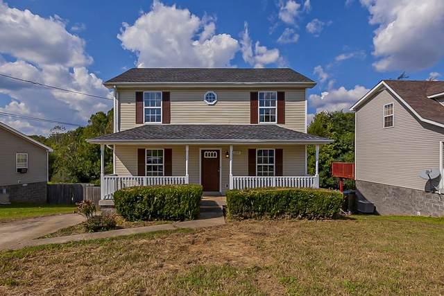 229 Senator Dr, Clarksville, TN 37042 (MLS #RTC2299951) :: Village Real Estate