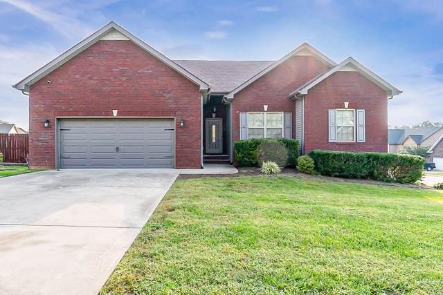 2241 Killington Dr, Clarksville, TN 37040 (MLS #RTC2299962) :: Nashville on the Move