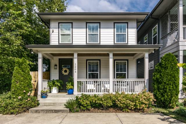1204 Tremont St, Nashville, TN 37212 (MLS #RTC2299968) :: The Milam Group at Fridrich & Clark Realty