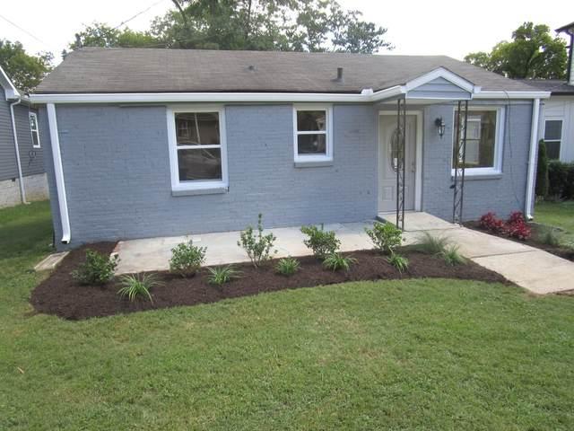 1014 43rd Ave N, Nashville, TN 37209 (MLS #RTC2300026) :: John Jones Real Estate LLC