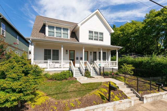 1724B 4th Ave N, Nashville, TN 37208 (MLS #RTC2300042) :: The Milam Group at Fridrich & Clark Realty