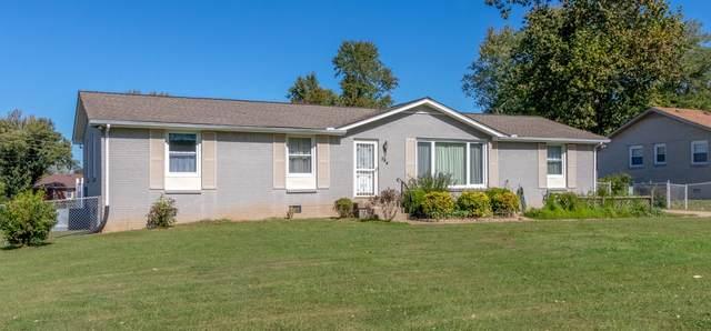 296 Conrad Dr, Clarksville, TN 37042 (MLS #RTC2300046) :: DeSelms Real Estate