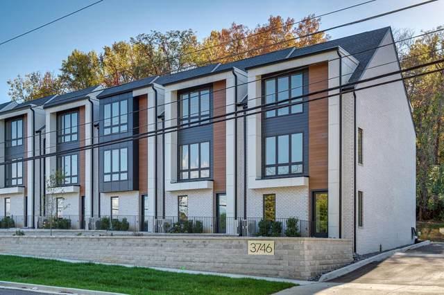 3746 Central Pike #1, Hermitage, TN 37076 (MLS #RTC2300055) :: Village Real Estate
