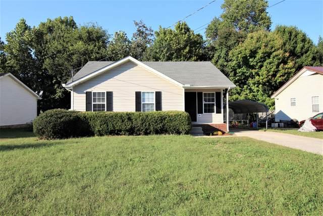 421 Terrier Way, Clarksville, TN 37042 (MLS #RTC2300095) :: Nashville on the Move