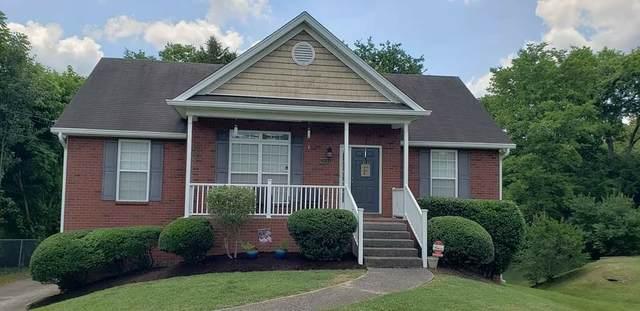 2601 Woodberry Dr, Nashville, TN 37214 (MLS #RTC2300103) :: Village Real Estate