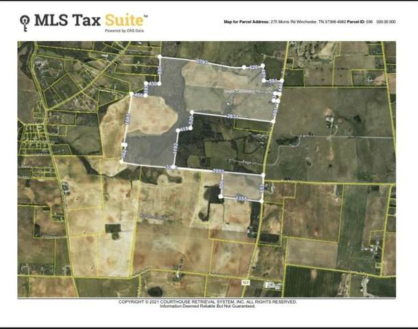 275 Morris Rd, Winchester, TN 37398 (MLS #RTC2300160) :: Village Real Estate