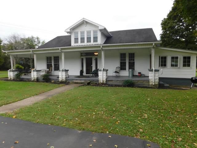 2199 W Trace Creek Rd, Waverly, TN 37185 (MLS #RTC2300187) :: Village Real Estate