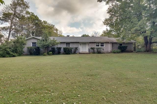 875 Yell Rd, Lewisburg, TN 37091 (MLS #RTC2300208) :: Fridrich & Clark Realty, LLC
