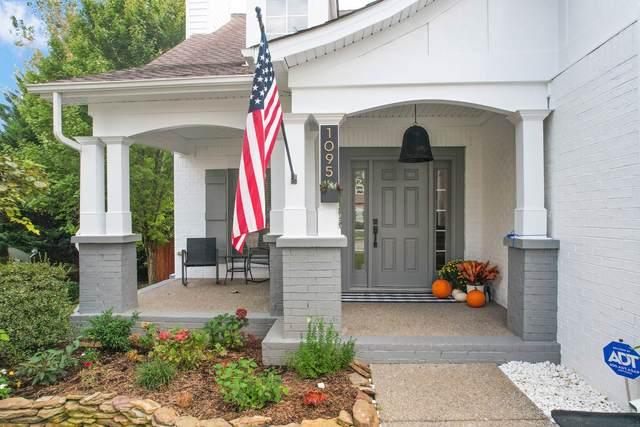 1095 Achiever Cir, Spring Hill, TN 37174 (MLS #RTC2300227) :: John Jones Real Estate LLC