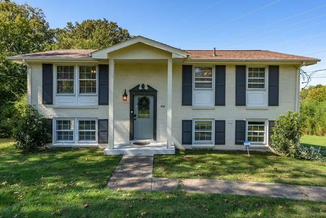 632 Larchwood Dr, Nashville, TN 37214 (MLS #RTC2300257) :: Village Real Estate