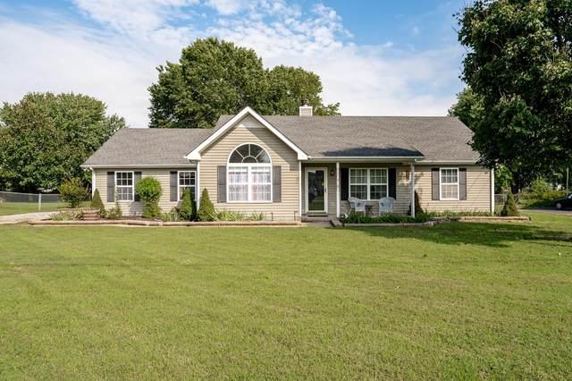126 Ziffell Dr, Murfreesboro, TN 37128 (MLS #RTC2300260) :: Village Real Estate