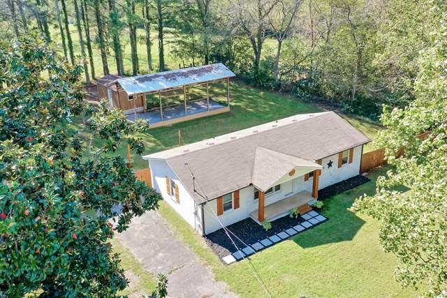 1721 Allison Ave, Columbia, TN 38401 (MLS #RTC2300333) :: Benchmark Realty