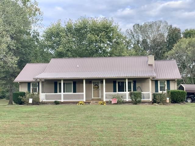 698 Poplar Ridge Rd, Chapmansboro, TN 37035 (MLS #RTC2300351) :: Village Real Estate