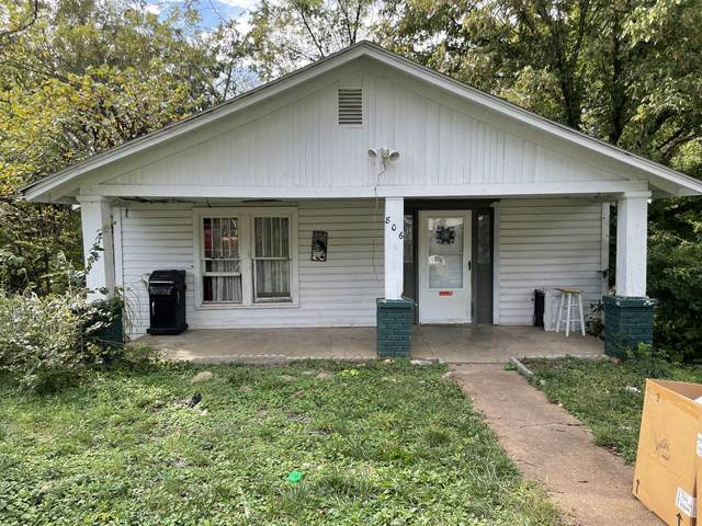 806 Central Ave, Clarksville, TN 37040 (MLS #RTC2300369) :: Village Real Estate