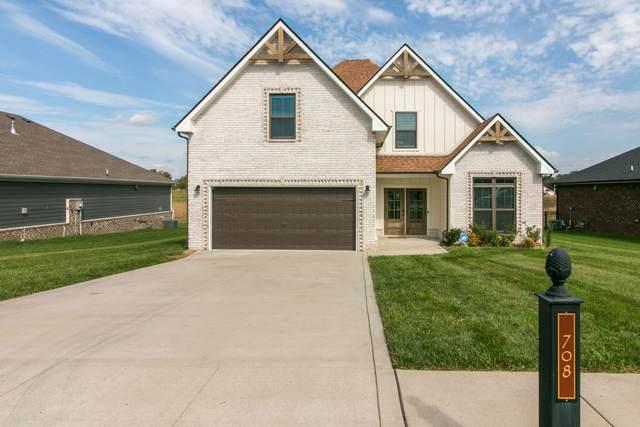 708 Jersey Drive, Clarksville, TN 37043 (MLS #RTC2300427) :: Village Real Estate