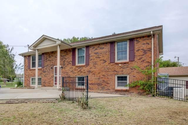 307 Ridgeline Dr, Clarksville, TN 37042 (MLS #RTC2300525) :: Village Real Estate