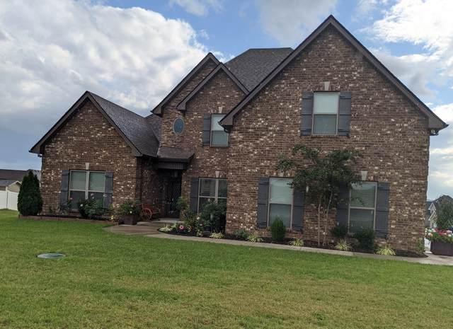1107 Cascadeway Dr, Murfreesboro, TN 37129 (MLS #RTC2300544) :: EXIT Realty Lake Country