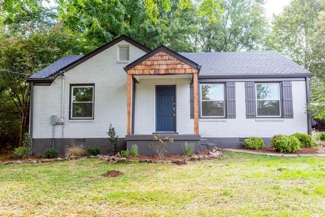 2302 Porter Rd, Nashville, TN 37206 (MLS #RTC2300553) :: Fridrich & Clark Realty, LLC