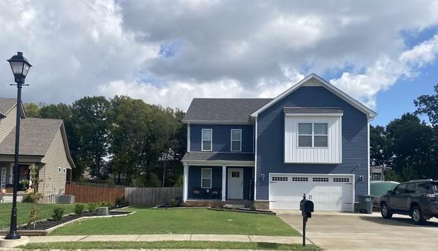1309 Harmon Ln, Clarksville, TN 37042 (MLS #RTC2300566) :: Movement Property Group