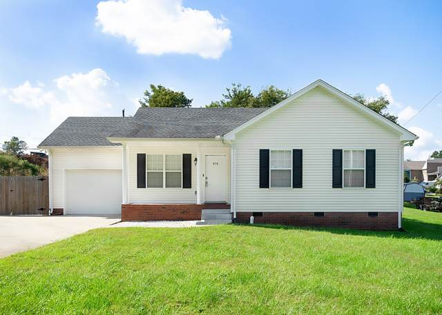 414 Kelly Ln, Clarksville, TN 37040 (MLS #RTC2300567) :: Village Real Estate