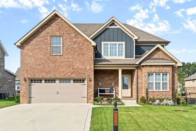 532 Dexter Dr, Clarksville, TN 37043 (MLS #RTC2300573) :: Village Real Estate
