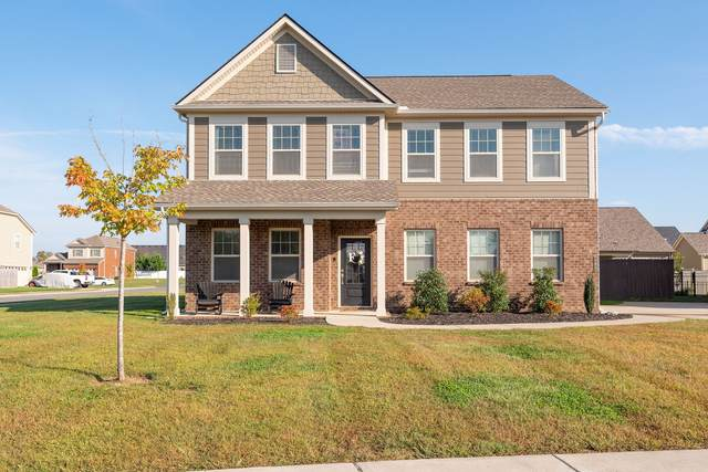 803 Sapphire Dr, Murfreesboro, TN 37128 (MLS #RTC2300584) :: Village Real Estate