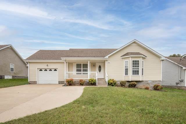 2921 Core Dr, Clarksville, TN 37040 (MLS #RTC2300590) :: Movement Property Group
