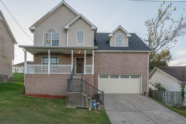 1304 Tonya Dr, La Vergne, TN 37086 (MLS #RTC2300610) :: Village Real Estate