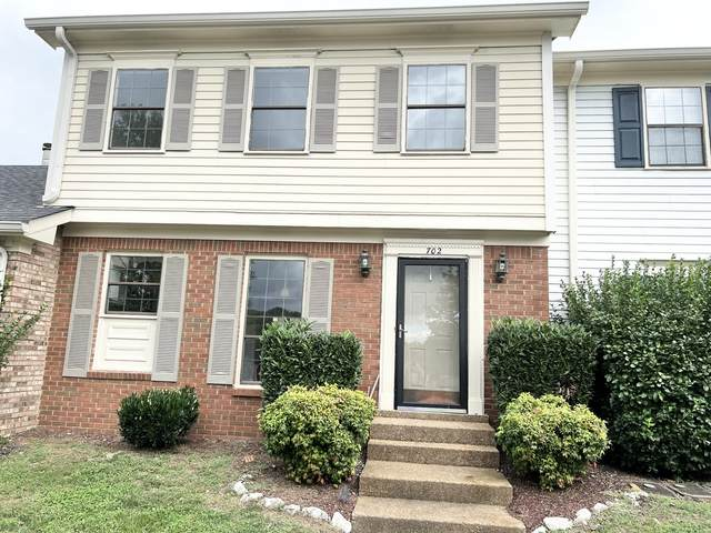 702 Brentwood Pointe, Brentwood, TN 37027 (MLS #RTC2300625) :: HALO Realty