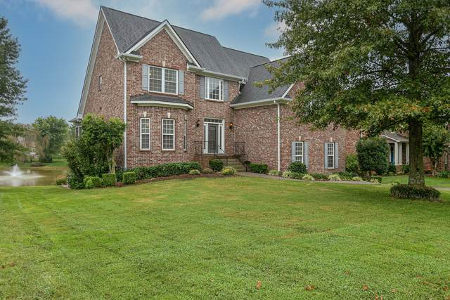 1427 Savannah Park Dr, Spring Hill, TN 37174 (MLS #RTC2300636) :: The Milam Group at Fridrich & Clark Realty