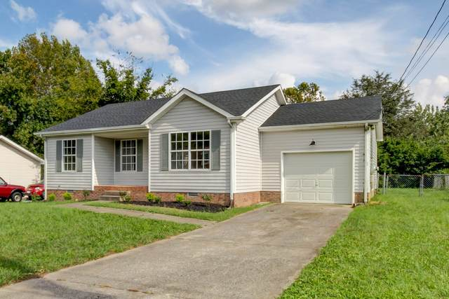 563 Danielle Dr, Clarksville, TN 37042 (MLS #RTC2300654) :: The Home Network by Ashley Griffith