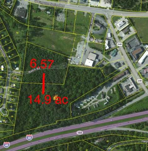 119 Luyben Hills Rd, Kingston Springs, TN 37082 (MLS #RTC2300693) :: Village Real Estate