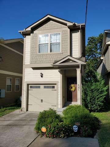541 Eastboro Dr, Nashville, TN 37209 (MLS #RTC2300701) :: Village Real Estate