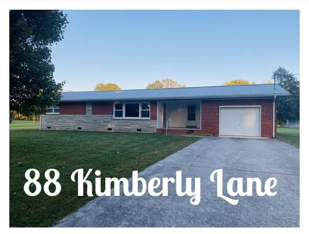 88 Kimberly Ln, Manchester, TN 37355 (MLS #RTC2300755) :: Exit Realty Music City