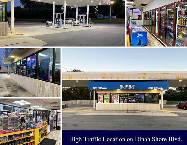 734 Dinah Shore Blvd, Winchester, TN 37398 (MLS #RTC2300827) :: The Miles Team   Compass Tennesee, LLC