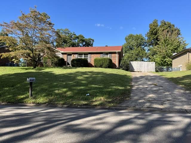 319 Carter Rd, Clarksville, TN 37042 (MLS #RTC2300974) :: Village Real Estate