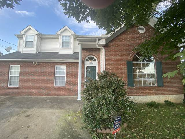 1432 Pellican Pt, Madison, TN 37115 (MLS #RTC2300996) :: Village Real Estate