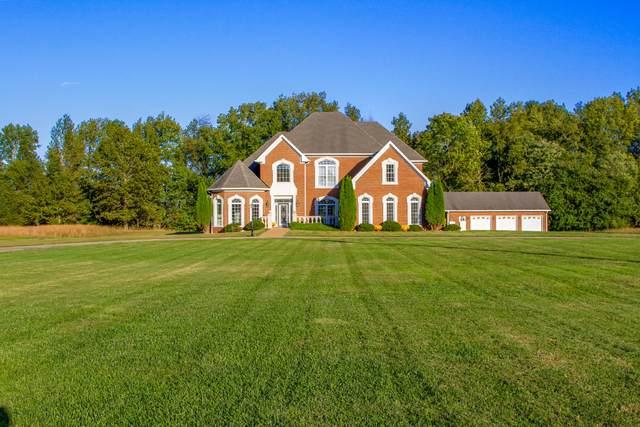 865 Butts Rd, Clarksville, TN 37042 (MLS #RTC2301013) :: Nashville on the Move
