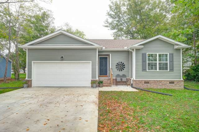 111 Brown St, Tullahoma, TN 37388 (MLS #RTC2301026) :: Movement Property Group