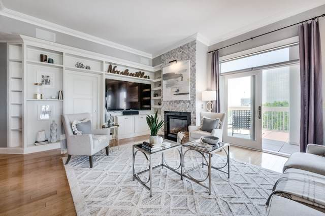 110 31st Ave N #905, Nashville, TN 37203 (MLS #RTC2301069) :: Ashley Claire Real Estate - Benchmark Realty