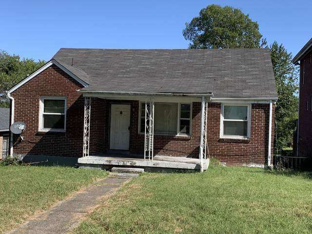 930 33rd Ave N, Nashville, TN 37209 (MLS #RTC2301119) :: Fridrich & Clark Realty, LLC