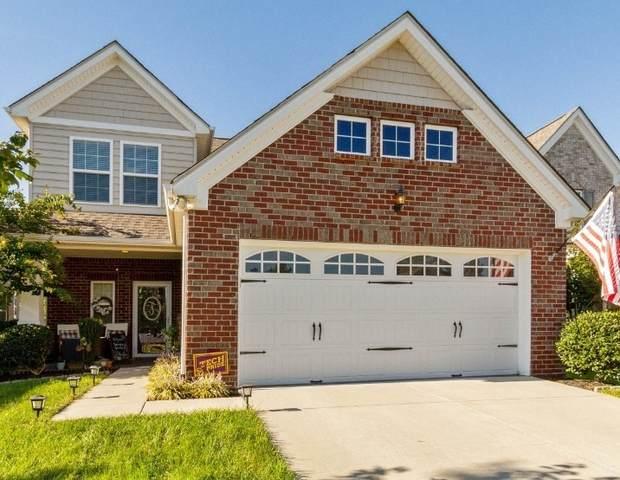 1439 Woodside Dr, Lebanon, TN 37087 (MLS #RTC2301120) :: Team George Weeks Real Estate