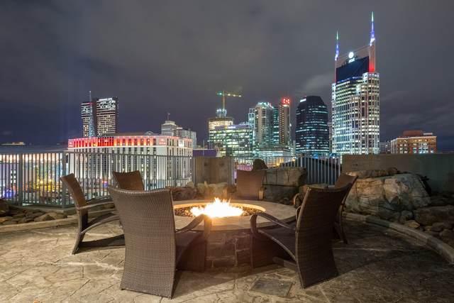 301 Demonbreun St, Unit 1417, Nashville, TN 37201 (MLS #RTC2301174) :: Ashley Claire Real Estate - Benchmark Realty