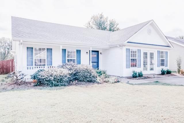 2715 Oxford Hall Ave, Murfreesboro, TN 37128 (MLS #RTC2301215) :: Team George Weeks Real Estate