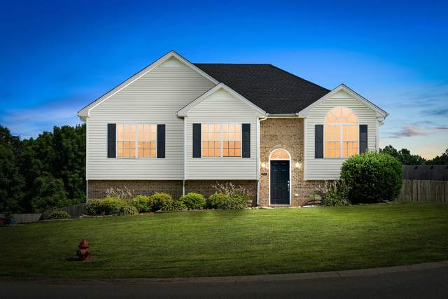 400 Robin Lynn Dr, Clarksville, TN 37042 (MLS #RTC2301229) :: The Home Network by Ashley Griffith
