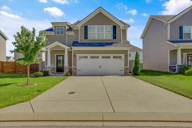1740 Sunray Dr, Murfreesboro, TN 37127 (MLS #RTC2301245) :: Team George Weeks Real Estate
