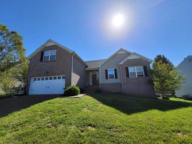 2030 Trenton Dr, Spring Hill, TN 37174 (MLS #RTC2301250) :: Team George Weeks Real Estate